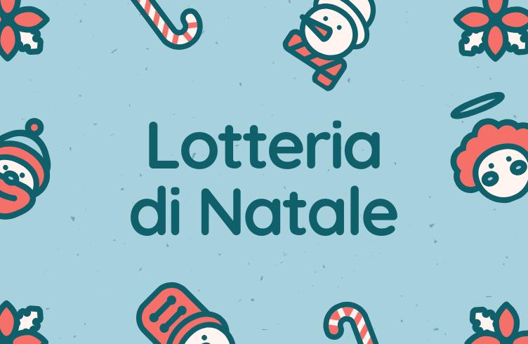 Vincitori Lotteria di Natale 2019